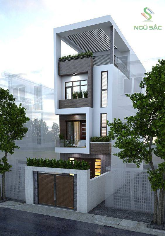 Tư vấn thiết kế thi công nhà phố chuyên nghiệp
