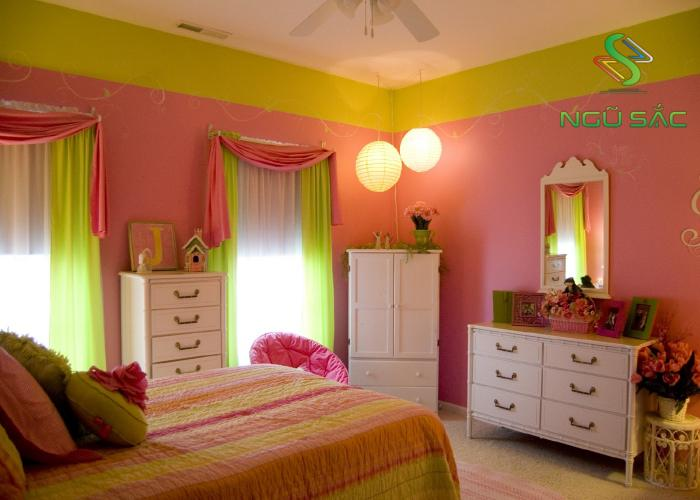 Phòng ngủ đẹp với Maverick