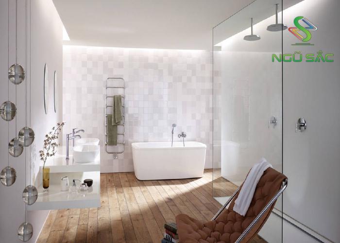 Phòng tắm phong cách Classic Reinterpreted