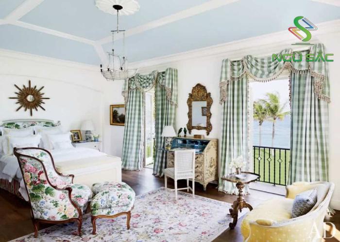 Phòng ngủ xinh xắn, lãng mạn