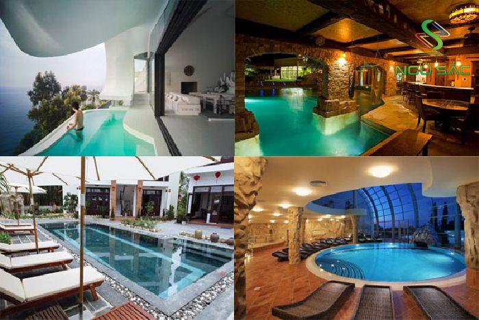 Thiết kế hồ bơi cho không gian nhà