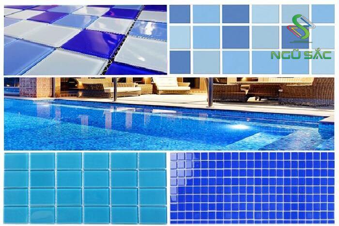 Vật liệu xây hồ bơi