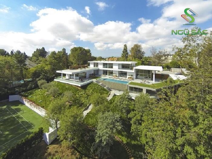 Mẫu biệt thự vườn hiện đại
