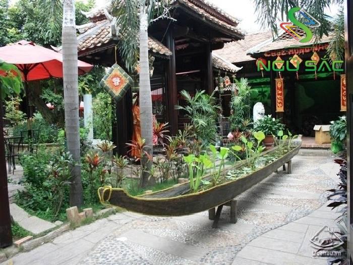 Cà phê sân vườn truyền thống