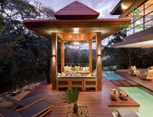 Tham Khảo 30+ Mẫu Chòi Nghỉ Sân Vườn Biệt Thự, Resort Ấn Tượng