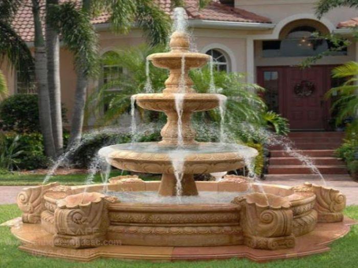 Lợi ích của đài phun nước