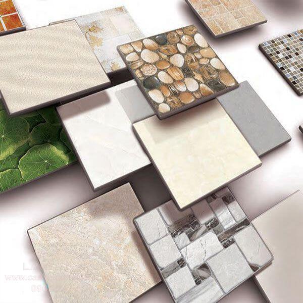 Mẫu gạch Granite