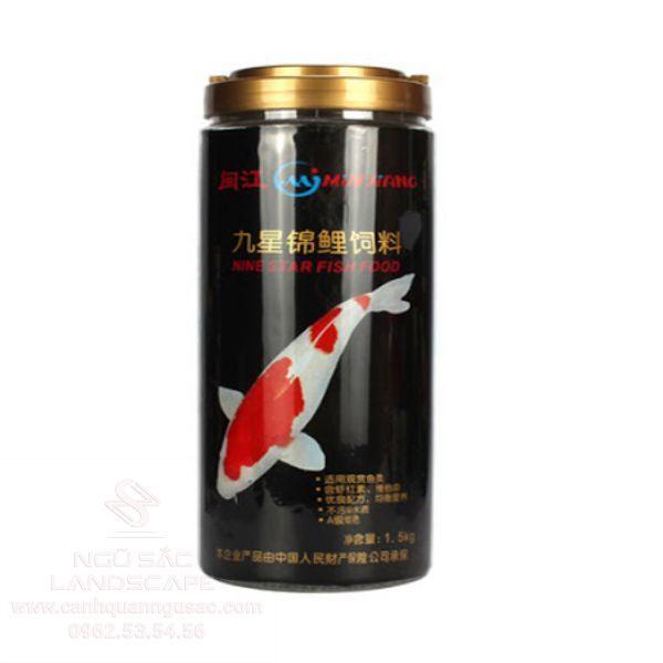 Thức ăn Minjiang cho cá Koi