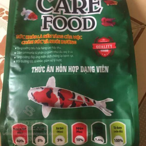 Thức ăn hỗn hợp Care food