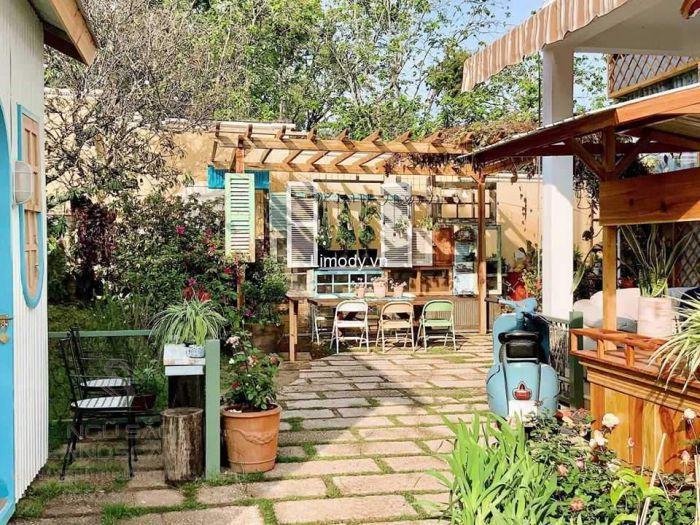 Sân vườn theo phong cách vintage