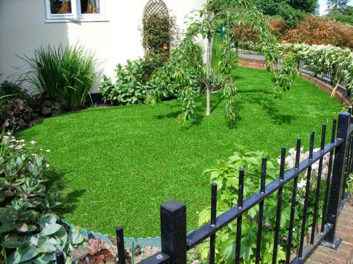 Ngũ Sắc nhận thiết kế thi công thảm cỏ sân vườn