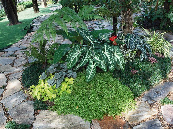 Thiết kế bồn hoa cho sân vườn